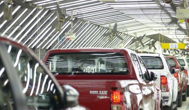 Toyota Argentina | aumentará un 30% la producción en Zárate