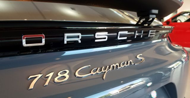 718 Boxster y 718 Cayman   Porsche   lanzamiento en Argentina