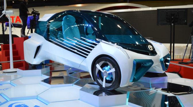 Toyota | todo lo que podes ver en el Salon de Buenos Aires