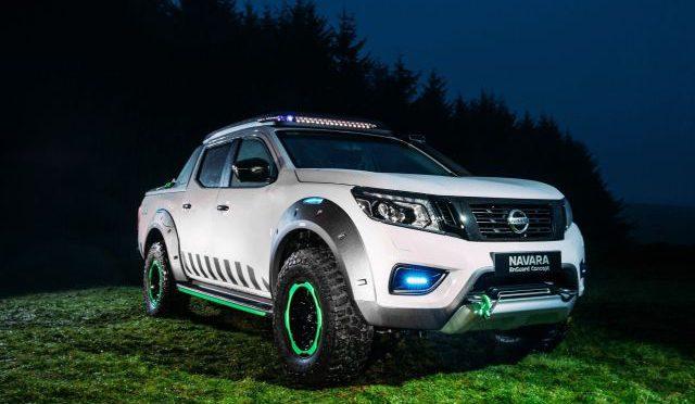 Navara Enguard | Nissan | este concept estará en el Salón de Buenos Aires
