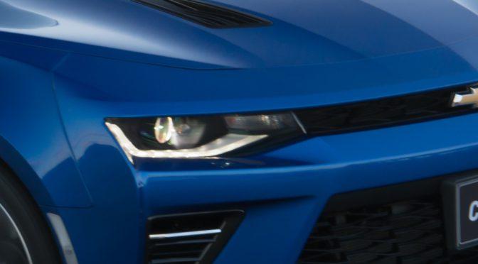 Camaro SS | Chevrolet | será exhibido en el Salón de Buenos Aires