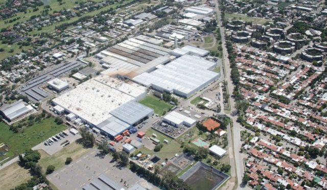 Volkswagen | Centro Industrial Córdoba inicia exportación a India
