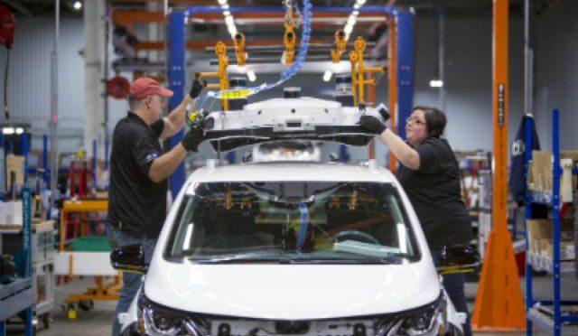 Bolt EV | Chevrolet | primer vehículo autónomo fabricado en serie