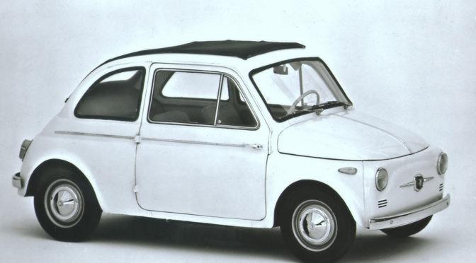 500 | Fiat | Museo de Arte Moderno de Nueva York adquiere una joyita