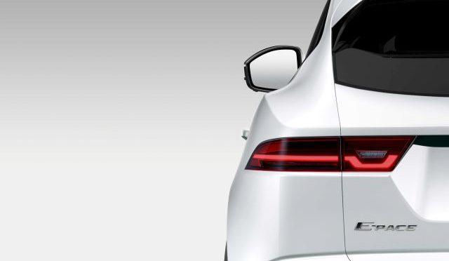 E-Pace   Jaguar   un nuevo SUV compacto está llegando