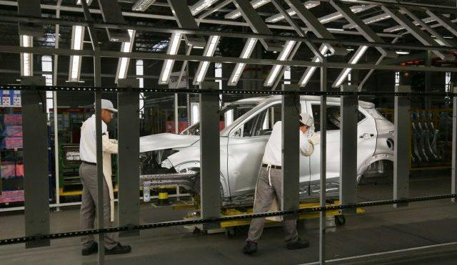 Nissan | arranca el segundo turno en el Complejo Industrial de Resende