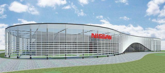 Nissan | la nueva sede administrativa cordobesa está en pleno…