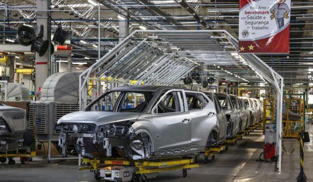 Kicks | Nissan | inició la producción del nuevo SUV