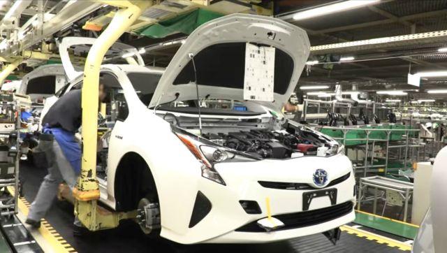 Tsutsumi | Toyota | línea de pintura eficiente suma sustentabilidad