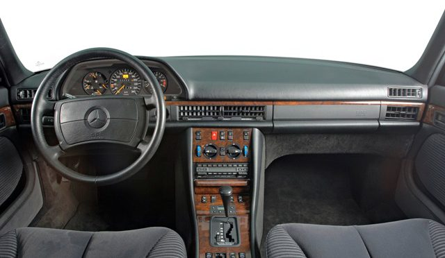 Mercedes Benz | el inventor festeja 30 años depués