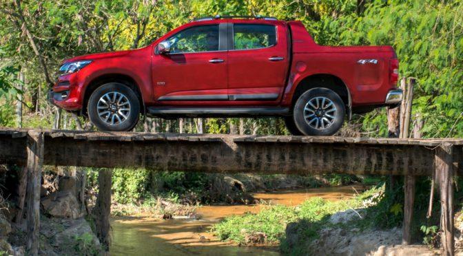 S10 2018 | Chevrolet | la pickup Turbo Diésel suma equipamiento