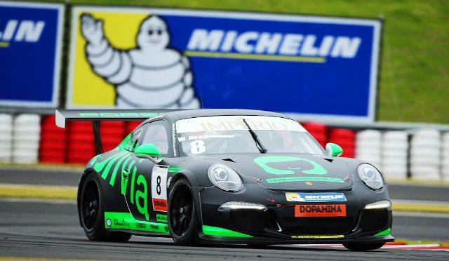 Michelin | proveedor oficial de la PORSCHE IMPERIO GT3 CUP 2017