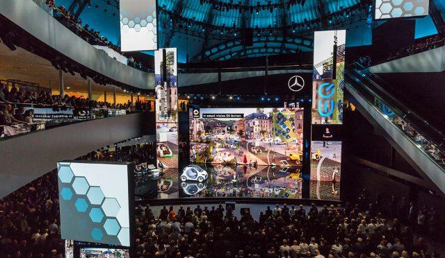 Mercedes-Benz | las novedades de la estrella en Frankfurt