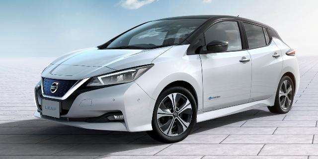 Leaf  | Nissan | gana su primer premio internacional