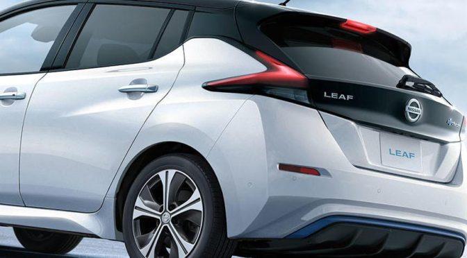Leaf 2018 | Nissan | la renovación del exitoso eléctrico