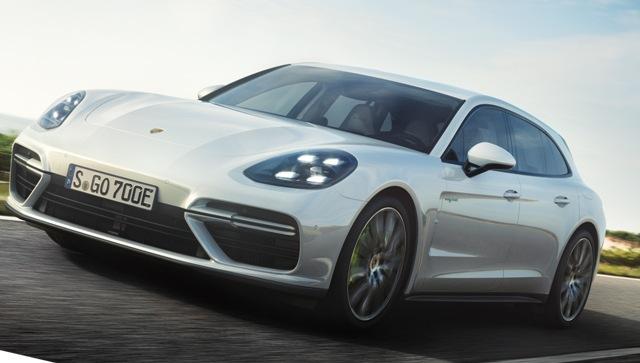 Panamera | Porsche | lanzamiento del híbrido enchufable