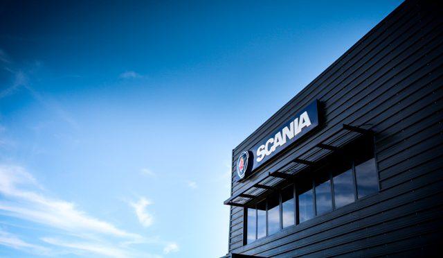 Scania | nuevo concesionario en Olavarría