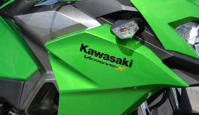 VERSYS-X 300 ABS | Kawasaki | la aventurera de inicio de gama ya está aquí