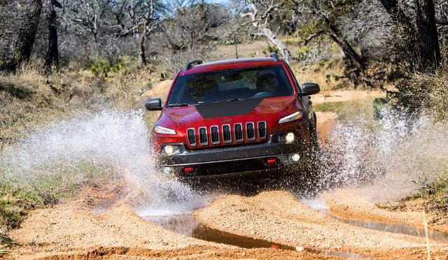 Cherokee Trailhawk | Jeep | nueva versión en el mercado