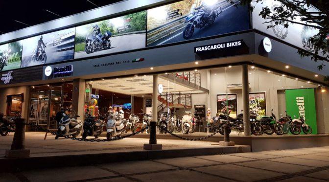 Benelli Store | primer local temático del continente en la Argentina