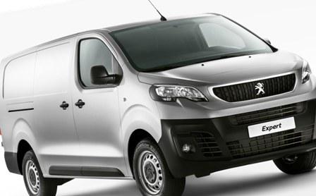 Expert   Peugeot   un utilitario totalmente renovado