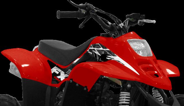 FX110 Sport | Zanella | presenta su nuevo cuatriciclo