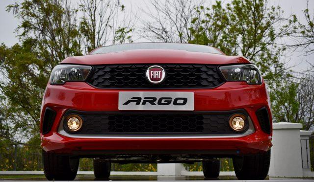 Argo | Fiat | Contacto en su lanzamiento