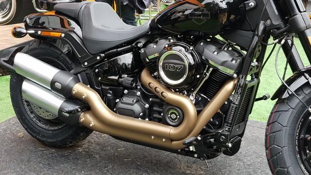 Harley-Davidson | presentó en Autoclásica su familia Softail 2018