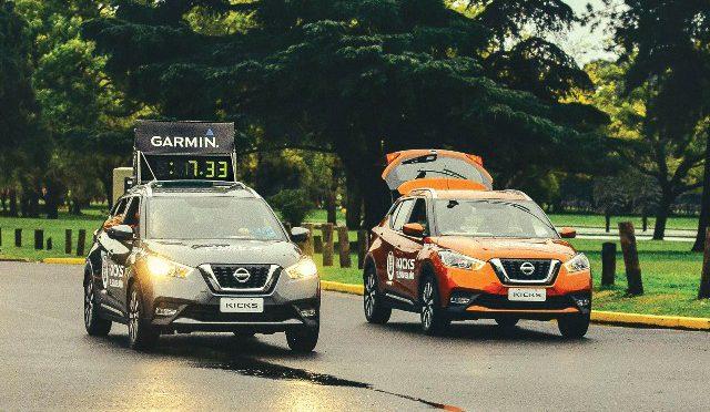 Kicks | Nissan | presente en la Maratón de Buenos Aires