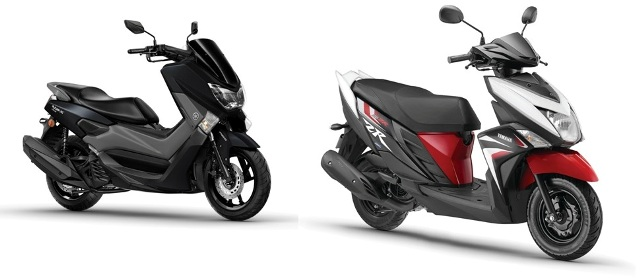 Scooters | Yamaha | lanza nueva línea urbana 2018