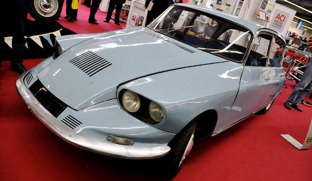 C60   Citroën   un prototipo ambicioso para completar la gama