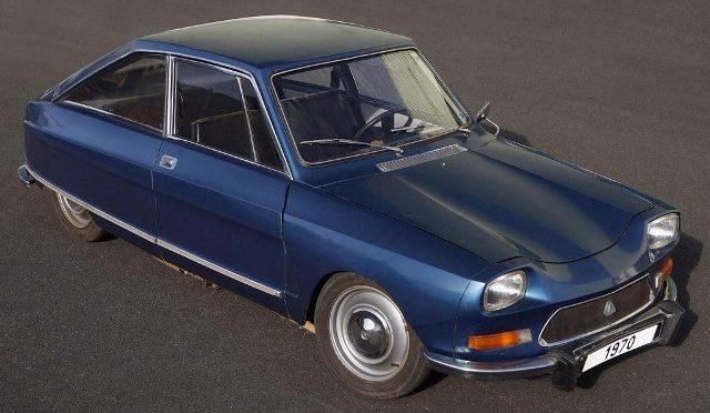 M35 | Citroën | un auto experimental con motor rotativo