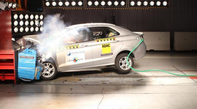 Ka | Ford | Latin NCAP |  cero estrellas para el chico del óvalo