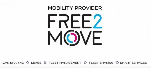 Free2Move | Grupo PSA | la marca de movilidad llega a los Estados Unidos