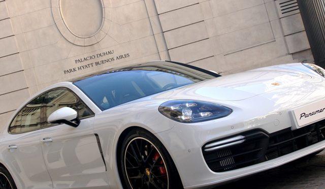 Panamera | Porsche | llega a la Argentina completamente renovado