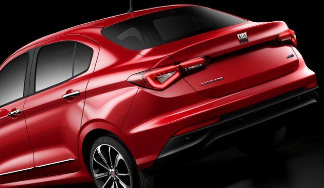 Cronos | Fiat | revela de a poco su nuevo sedán