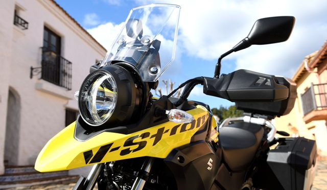 Suzuki Motos | presentó su nueva línea en Argentina