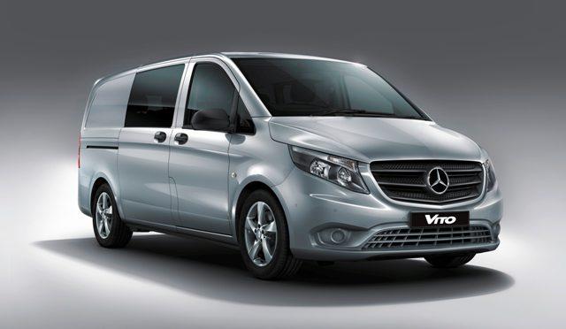Vito Plus | Mercedes-Benz | nueva versión del utilitario nacional