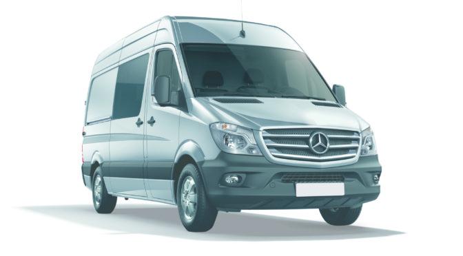 Sprinter Silver Edition | Mercedes-Benz | una nueva edición especial