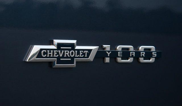 S10 100 años | Chevrolet | serie limitada