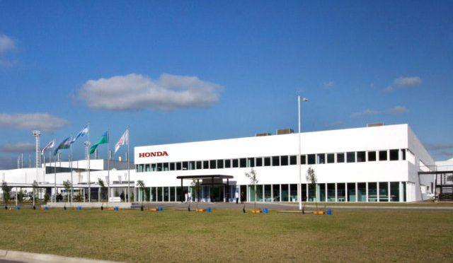 Inversión | Honda | la planta de campana recibe $120 millones
