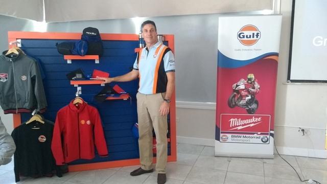 Gulf Oil | presenta su nueva línea de productos