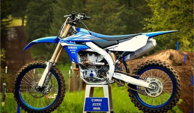 YZ450F 2018 | Yamaha | lanzamiento de la nueva off-road