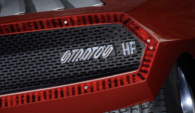 Stratos Zero | Lancia | un concepto revolucionario