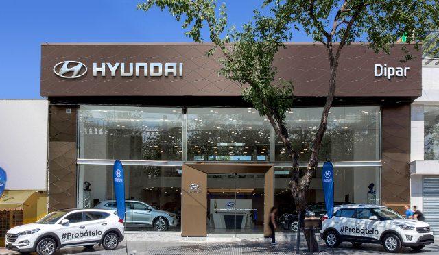 Dipar | Hyundai | Nuevo Showroom en Mendoza