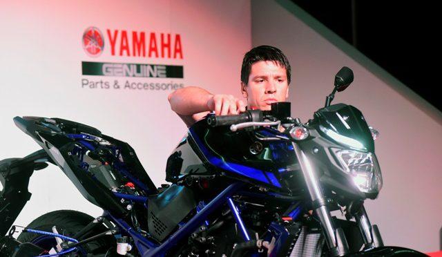 Yamaha | celebró su Grand Prix Técnico Nacional