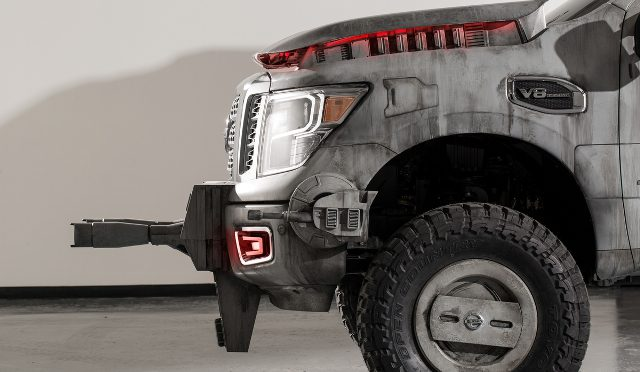 TITAN AT-M6 | Nissan | una pick-up inspirada en…