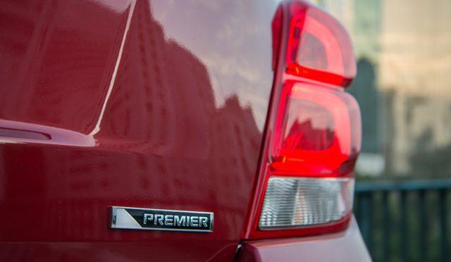 Tracker | Chevrolet | de LTZ a PREMIER