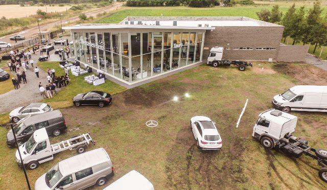 Tauro Automotores | Mercedes-Benz |  inaugura su nuevo concesionario oficial