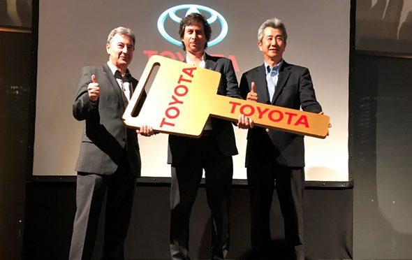Toyota | presentó su Reporte de Sustentabilidad 2017